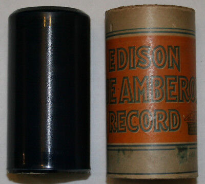 "Edison Blue Amberol Phonograph Walze ""Hy-Sine-One-Step"" Jaudas Society Orchestra"