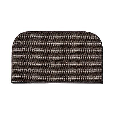 Garland Rug Berber Colorations Kitchen Slice Rug 18-Inch by 30-Inch Mocha