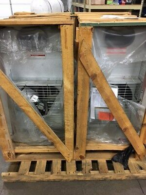 Reznor F-165 Natural Gas Vertical Unit Heater - New in Original Shipping Crates