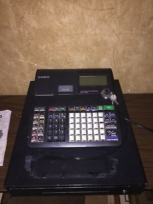Casio PCR-T2100 Electronic Printer Cash Register