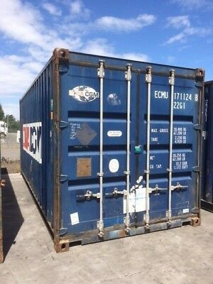 20 FT Used Shipping Container