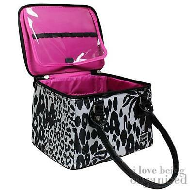 Caboodles Bag Travel Organizer Handbag Purse Organiser Women Makeup