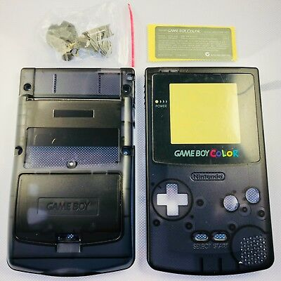 New Hardcase Housing For Nintendo GBC Color GameBoy Console Case Shell