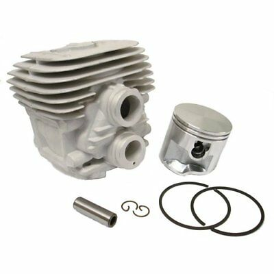 Cylinder Piston Rebuild Kit Assembly for STIHL TS410 TS420 Chainsaws 50mm