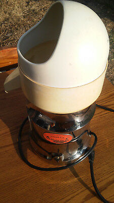 Vintage Sunkist 8-R Heavy Duty Commercial Electric Citrus Juicer J1 Orange Juice