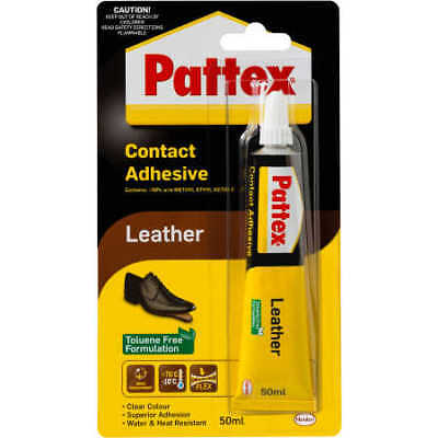 Pattex Leather Contact Adhesive 50mL