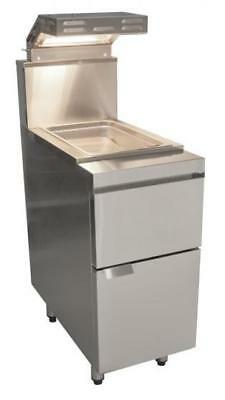 Culinaire CH.CD Chip Dump Fry Station Food Scuttles Fryer Mate by Stoddart