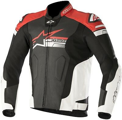 alpinestars lederjacke motegi herren jacke motorradjacke. Black Bedroom Furniture Sets. Home Design Ideas