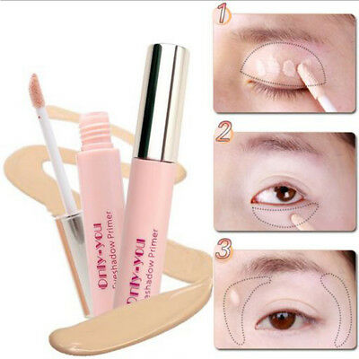 Waterproof Shadow Eyelid Primer Eye Shadow Base Dark-Cricle Remover Highlighter