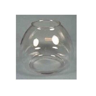 11 Inches Carousel Glass Globe Fit Gumball Machine Bank Replacement 12 Oz New