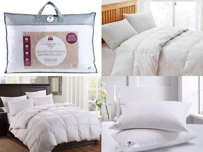 054439b8d1b8 Luxury Duck / Goose Feather & Down Duvet Quilt 13.5 Tog Hotel Quality Duvets
