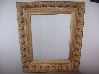 Antique Solid Wood Frame Vintage Wood Frame Wall Frame