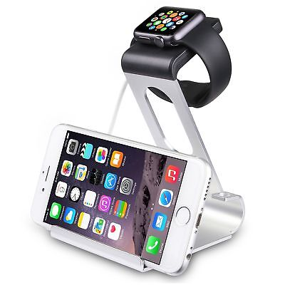 Apple Watch Series 3 Stand iPhone Accessory Desktop Holder Charging Dock Station