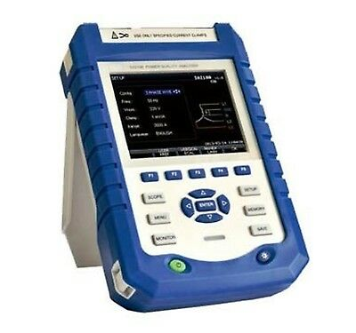 SA2100 Power Quality Analyzer Kit, Power Quality Meter, Power Logger