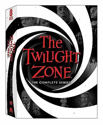 Twilight Zone: The Complete Series (DVD, 2016, 25-Disc Set)