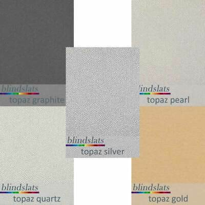 "Vertical Blind Slats Replacement Patterned Fabrics 89mm (3.5"") -  Choice Of 60"