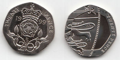 20p Coin Twenty Pence Coins 1982 to 2017 - 2008 Choose your Year