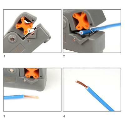 Automatic Stripping Pliers Wire Stripper Cable Kits Crimper Crimping 2018