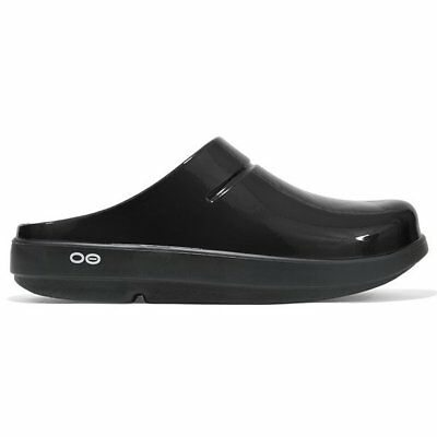 OOFOS OOCloog Luxe Clogs Black (multiple sizes) Oofos