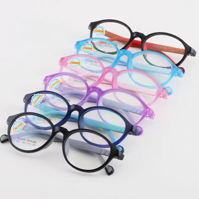 2aa47e76583f New Kids Glasses Eyewear Children Eyeglasses Frames Boys Girls Young  Spectacles