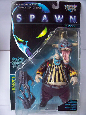 Clown Spawn The Movie Mcfarlane Toys Neu Ovp Violator
