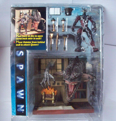 The Final Battle Spawn The Movie Mcfarlane Toys Neu Ovp