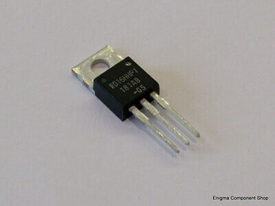 1pc / 2pc Genuine Mitsubishi RD16HHF1 RF Power Mosfet. UK Seller, Fast Dispatch.