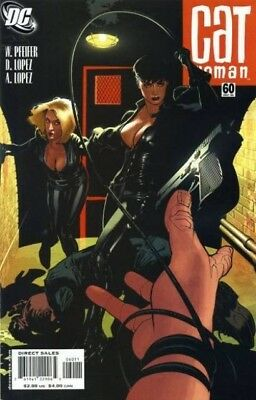 Catwoman (2002) #  60 (6.0-FN)