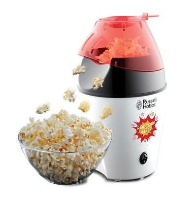 Russell Hobbs 24630 Removable Cover 1290W Simple Hot Air Popcorn Maker - Multi