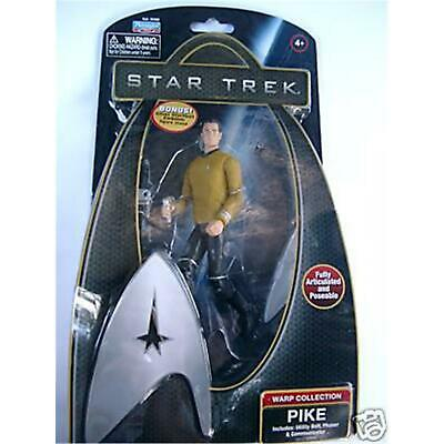 Star Trek 2009 Warp Collection Actionfigur: Pike