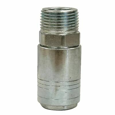 "Air Line Hose Fittings Connector Quick Release PCL Fitting ONE TOUCH 1/2"" FT01"