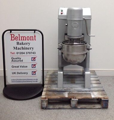 Hobart 40QT Guarded Planetary Mixer BAKERY EQUIPMENT PM08