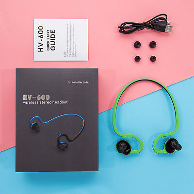 BackBeat Fit Wireless Bluetooth In-Ear Headset Stereo Sports Earpiece Headphone