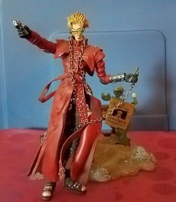 McFarlane Toys 3-D Animation From Japan: Trigun -Vash the Stampede Action Figure