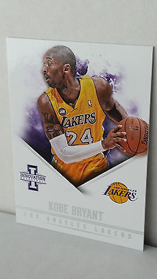 2012-13 Innovation #53 KOBE BRYANT (Lakers)