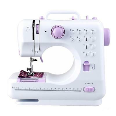Electric Sewing Machine Household Double Speed Double Thread 12 Stitches