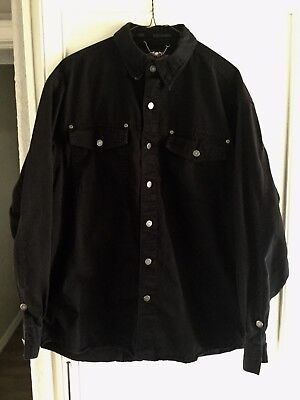 Harley Davidson 1903-2003 Mens 100th Anniversary Button Down Shirt SIZE IS LARGE