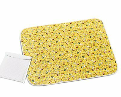 "Changing Pad - Diaper Change Pad Large Size 25.6""x31.5"" - Portable Waterproof..."
