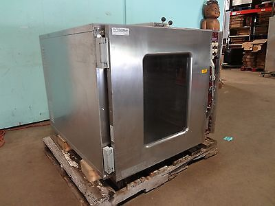 """hobart"" H.d. Commercial Electric Combi Oven - Bakes-Dry/ Steam Or Combination"