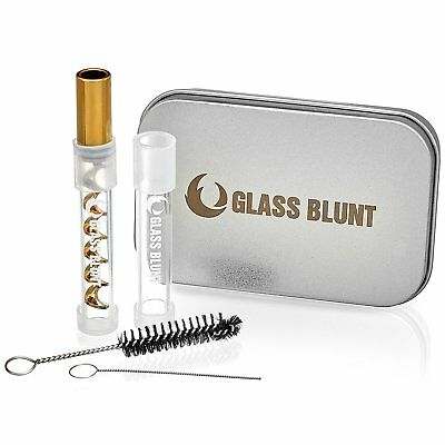 Mini Glass Blunt 3x More Compact Than its Big Brother From the Original Glass 1