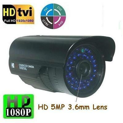 """T123 Sunvision 2.0MP 1080p 1//2.7/"""" 4-in-1 Hybrid HD Camera 3MP 2.8-12mm Lens OSD"""