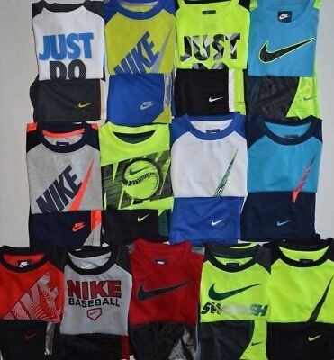 Toddler Boy's Nike Shirt & Shorts 2-Piece Set
