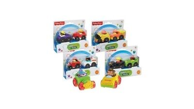 Fisher Price Little People Wheelies Voertuig Assorti