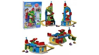 Fisher Price Little People Racebaan