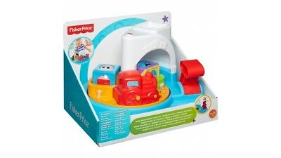 Fisher Price Roller Blocks Train Town