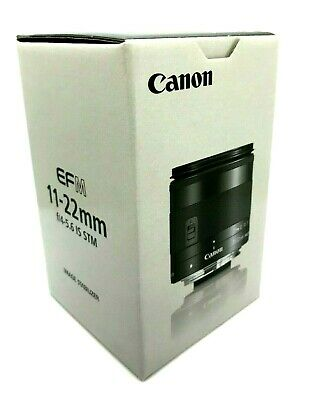 New CANON EF-M11- 22mm F4 - 5.6 IS STM Lens  EOS M3 Mirrorless Digital Camera