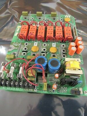 Control Techniques Emerson Mda75R Mentor Ii Regenerative Firing Board**Good**