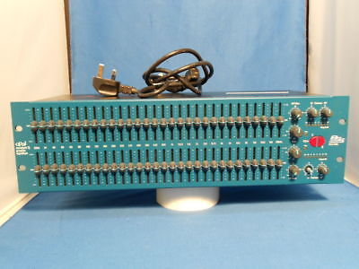 BSS FCS966 Opal 2x31 Band Graphic Equalizer