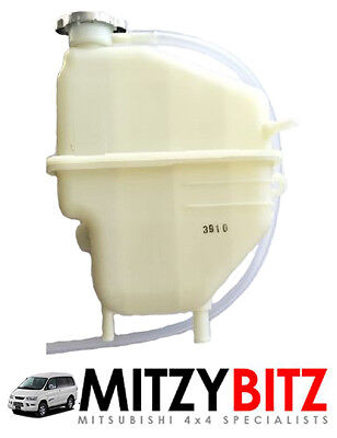 Echt Mitsubishi Delica L400 2.8 Radiator Coolant Expansion Overflow Tank