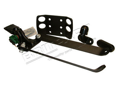 LR070497G Land Rover Discovery 4 Adjustable Towbar with Quick Disconnect